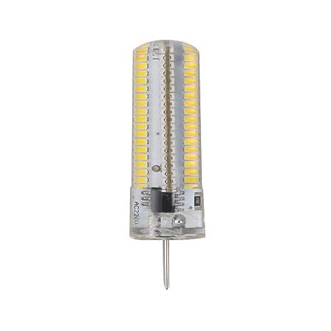 GY635 3.5W LED Bombillas 152 LED Beads Dimmable 245LM Silicona Bombillas LED para el hogar