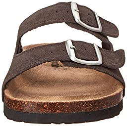 Northside Women\'s Mariani Sandal,Brown,8 M US