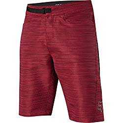 Fox Racing Ranger Cargo Print Short - Men's Heather Red, 34