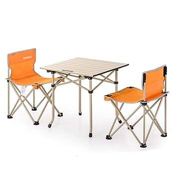 Alf Mesa y Silla de Camping Paquete de combinación de Mesa y ...