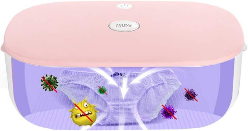 FSGD Caja de esterilización UV, Caja de Secado de esterilizador de Ropa Interior de ozono para Ropa Interior, chupetes, Toallas, cepillos de Dientes, máscaras: Amazon.es: Hogar