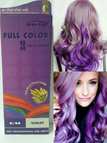 adore hair dye purple - 6