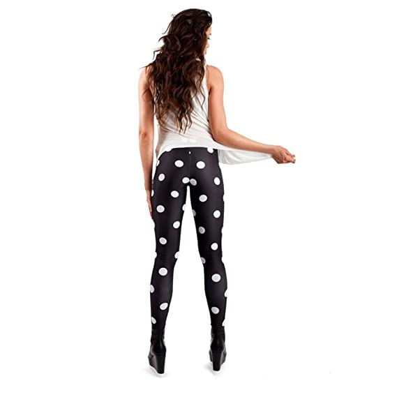111a7644365e9 Perman Women Lady Skinny Geometric Print Stretchy Jegging Pants Slim  Leggings at Amazon Women's Clothing store: