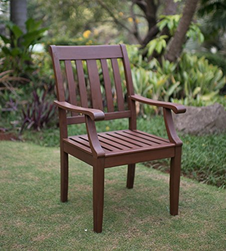 (Cambridge-Casual 738120 Como Dining Chair, Natural)