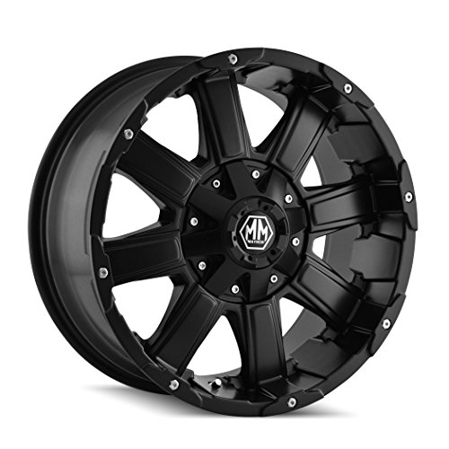 "Mayhem Chaos 8030 Matte Black Wheel (20x9""/16x170mm) for sale  Delivered anywhere in USA"