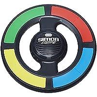 Hasbro – A8766 – Simon Swipe – Jeu De Memoire Electronique – Version Anglaise