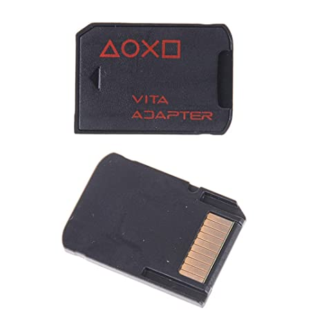 Gimax - 1 conector V3.0 para tarjeta de juego PSVita a ...