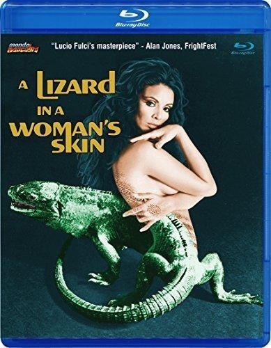 A Lizard In A Woman's Skin (Lizard Skins Lizard)