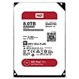 WD Red Pro 8TB NAS hard drive