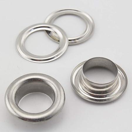 5 mm 8 mm Arandela de piel para reparaci/ón de arandelas de Abbeytops 3 mm 12 mm y 14 mm 6 mm 4 mm 10 mm