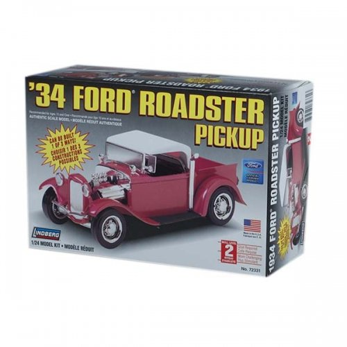 Lindberg Models 1934 Ford Roadster Pickup