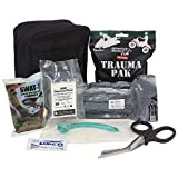 Ever Ready First Aid Meditac Tactical Trauma IFAK Kit with Trauma Pack Quickclot
