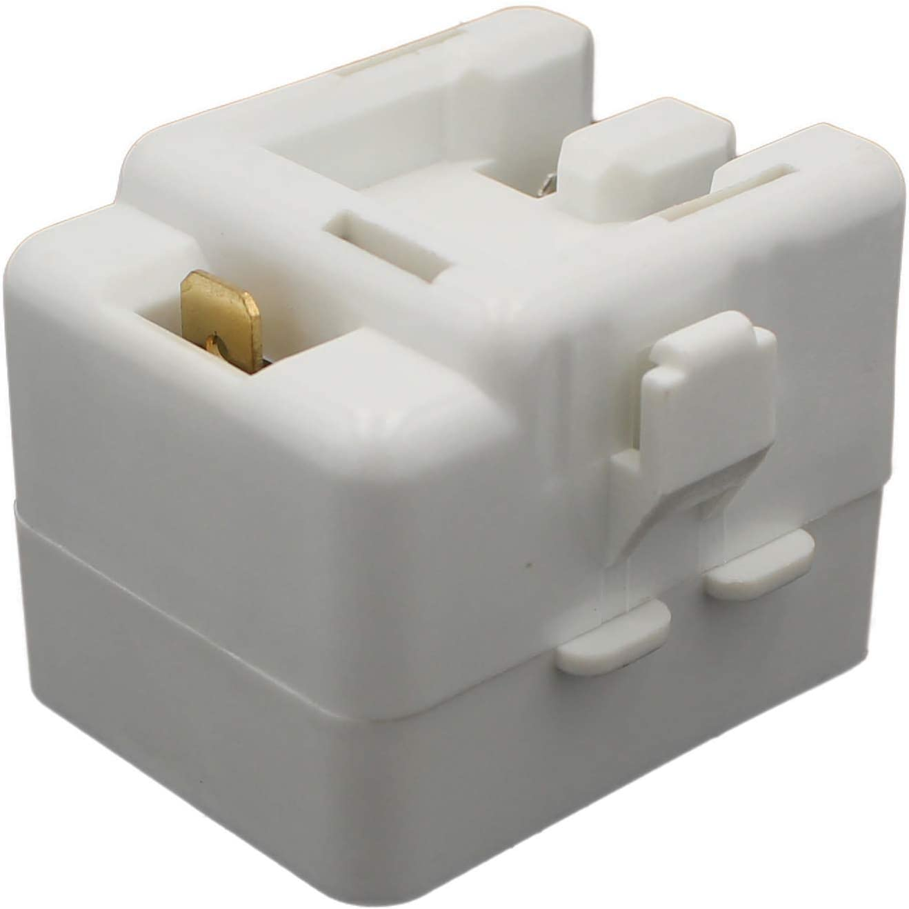 Supplying Demand 61005518 Start Relay For Refrigerator Compatible With Maytag Compatible With Amana