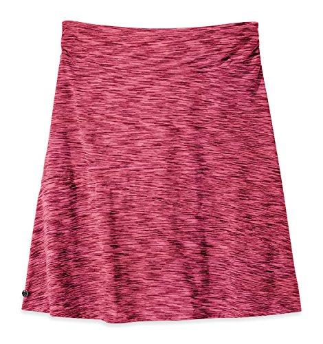 Sunrise Skirt (Outdoor Research Women's Flyway Skirt, Scarlet/Desert Sunrise, Medium)