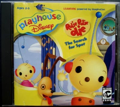 Classic Playhouse (Playhouse Disney: Rolie Polie Ollie - The Search for Spot)