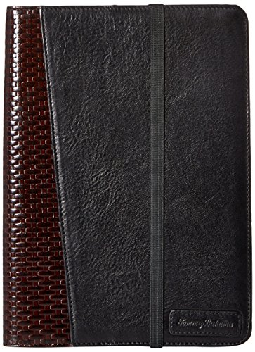 Milled Ipad Men's Black Bahama Case and Tommy Leather Basketweave Bf7wxqE