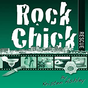 Rock Chick Rescue Audiobook