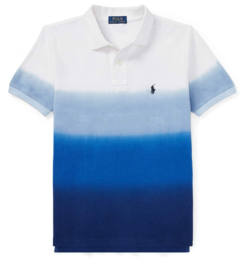 Small RALPH LAUREN Polo Boys Dip-Dyed Polo