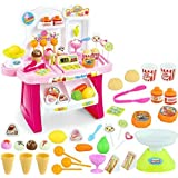 higadget Cartup Kids Mini Supermarket Pretend Play Toy 34 Pieces (Random Colour)