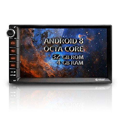 Android 8 Car Radio Stereo - Corehan 7