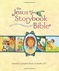 (Jesus Storybook Bible Deluxe Edition [With CD (Audio)]) By Lloyd-Jones, Sally (Author) Hardcover on 20-Sep-2009