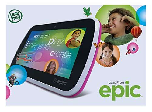 how to add a website to leapfrog epic