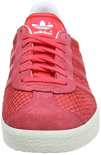 Rose Baskets core Adidas White Basses off Gazelle core Femme Pink 5OSqIwvx