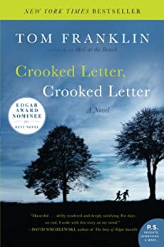 Crooked Letter, Crooked Letter: A Novel by [Franklin, Tom]
