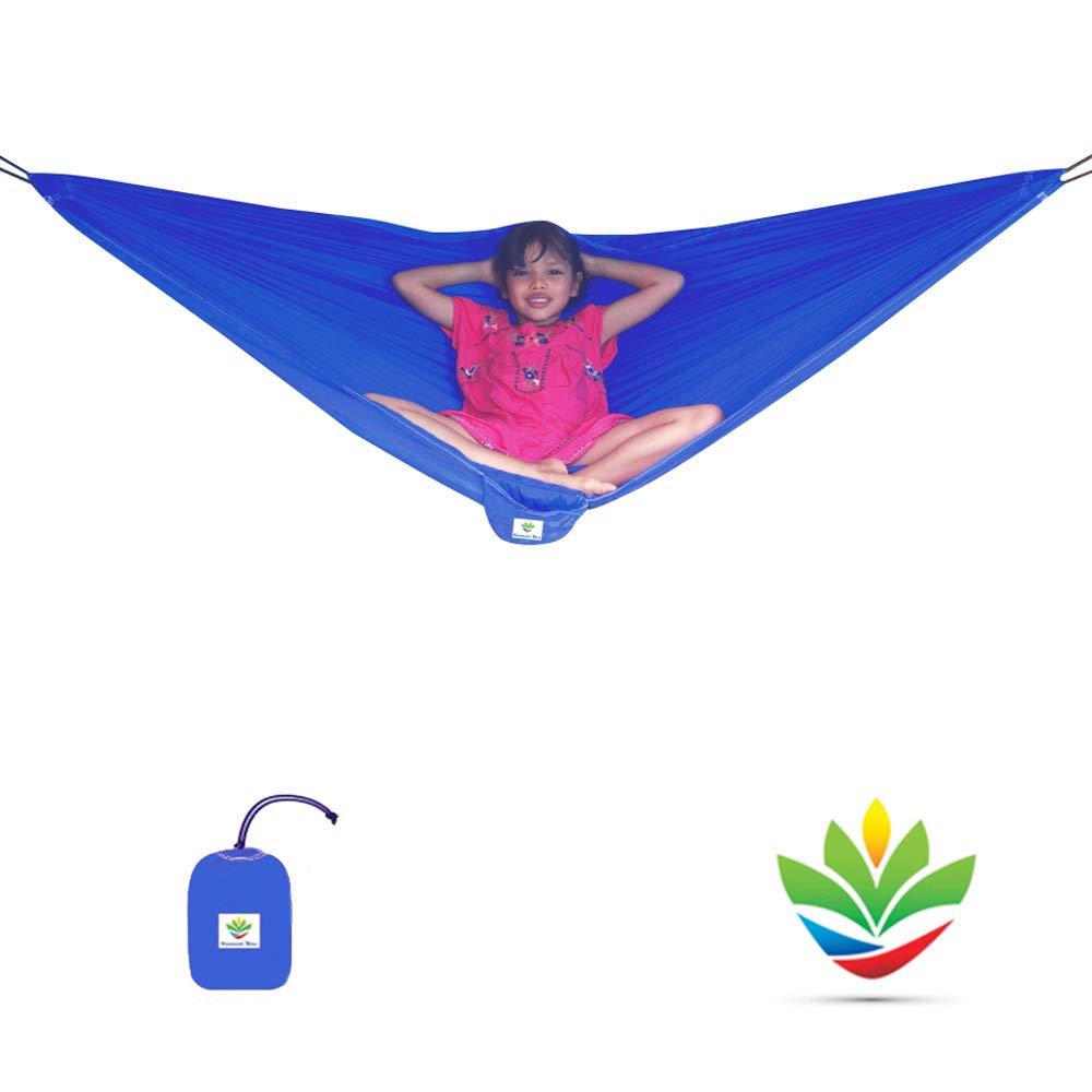 Hammock Bliss – Sky Kid Hammock – The Ideal Starter Hammock for Kids, Children Larger Babies Baby