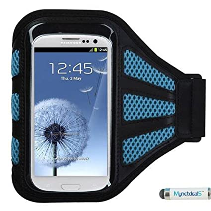 Premium Sport Armband Runner/ Running Case Pouch for Motorola Droid Turbo, Moto X (