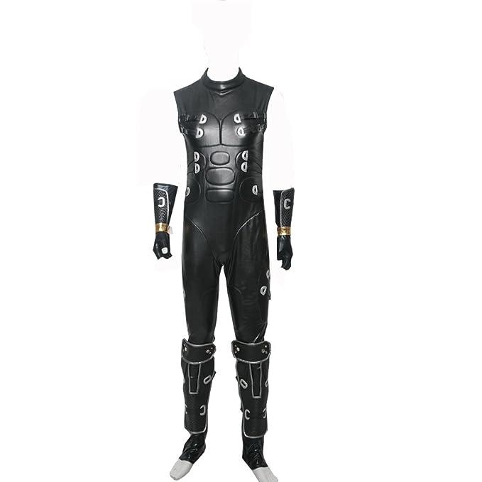 Mlyx Men S Ninja Gaiden Ryu Hayabusa Black Cosplay Costume Xxx