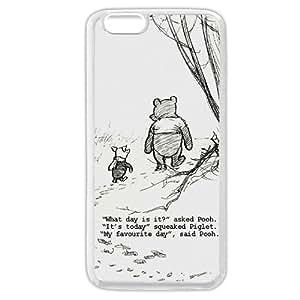 "UniqueBox Customized Disney Series Phone Case for iPhone 6+ Plus 5.5"", Winnie the Pooh iPhone 6 Plus 5.5 hjbrhga1544"
