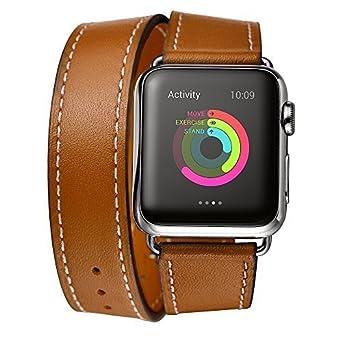 Elobeth para la venda de reloj de apple iwatch banda de for Especificaciones iwatch