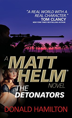 Matt Helm: The Detonators - Spy Helm Price