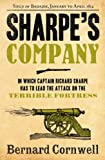 Front cover for the book Sharpe's Company by Bernard Cornwell