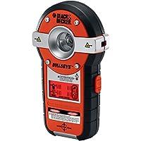 Black & Decker BDL190S BullsEye Auto-Leveling Interior Line Laser / Stud Sensor Combination Tool by Black & Decker