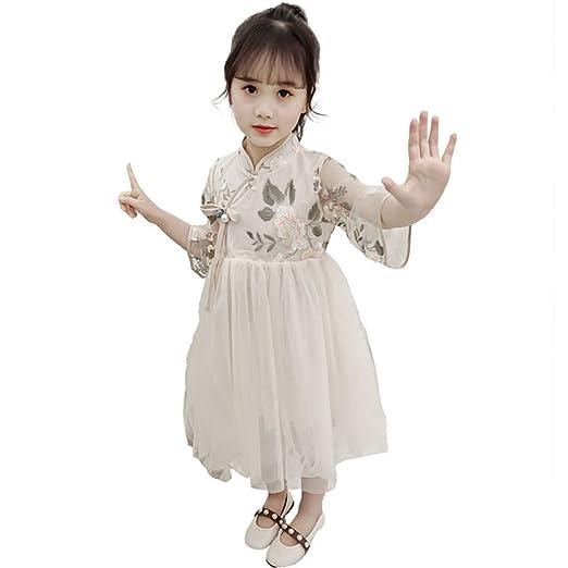 FHYER Vestido de Falda de Las niñas Ropa de bebé, Verano ...