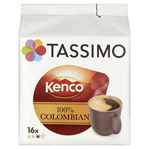 tassimo coffee colombian - 9