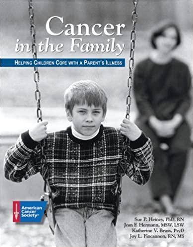 Cancer in Our Family: Helping Children Cope With a Parent's Illness by Sue Heiney (2001-08-01)