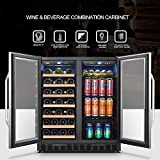 Lanbo 30 Inch Built-in Dual Zone Wine and
