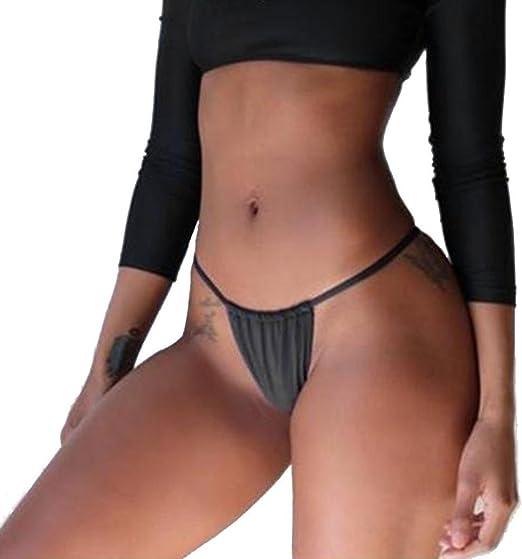 Women Seamless Bikini Panties G-string Briefs Thongs Lingerie Underwear Knickers