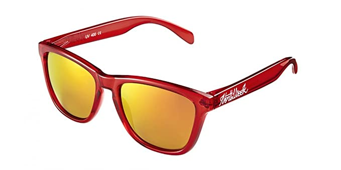 NORTHWEEK Gafas de sol Regular B.Red - Orange Polarized ...