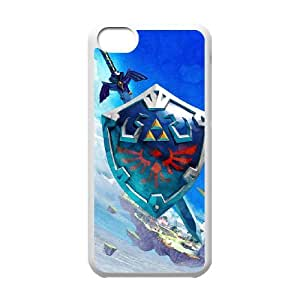 The Legend of Zelda for iPhone 5C Phone Case 8SS459737