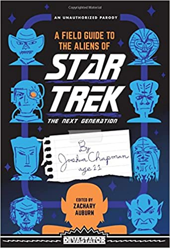 Book A Field Guide to the Aliens of Star Trek: The Next Generation