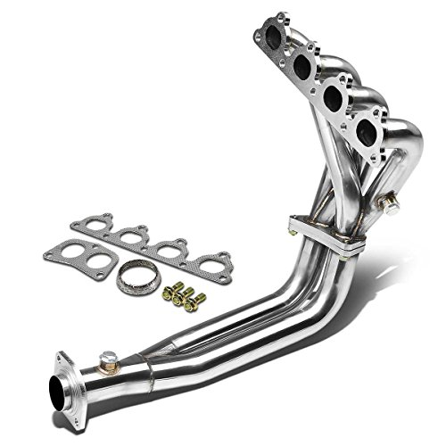 Honda Exhaust Header - DNA MOTORING HDS-HC88 Stainless Steel 4-2-1 Exhaust Header for Honda D-Series