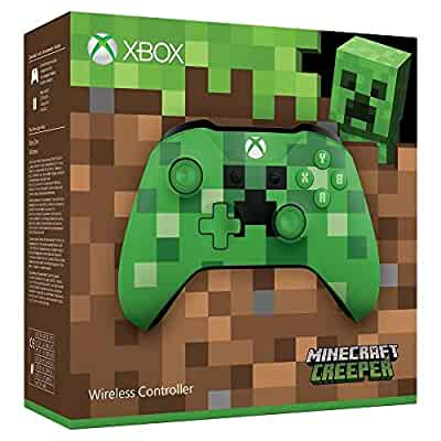 Amazoncom Xbox Wireless Controller PC Computer Minecraft - Minecraft mit ps4 controller spielen pc