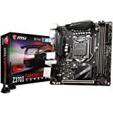 MSI Z370I Gaming Pro Carbon AC, LGA 1151, HDMI, DDR4, 1x Turbo M.2 & 6X USB 3.1(2X Gen2 & 4X Gen1)