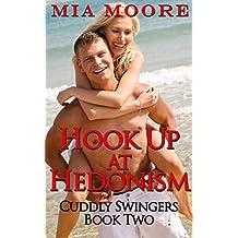 Hook Up At Hedonism (BBW Swinger Menage Romance): Jess' Story (Cuddly Swingers Book 2)