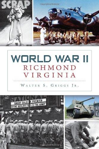 Read Online World War II Richmond, Virginia (Military) pdf