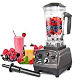 kitchen 67 nutrition Professional Blender MengK 1400W High Speed Electric Total Nutrition Food Processors with 67oz BPA-Free Pitcher for Ice Fruits Vegetables Smoothies Soups Mayonnaise, etc - (Commercial / Kitchen)